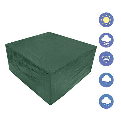 Garden Patio Square Furniture Cover Waterproof Cube Table Chair Set Outdoor