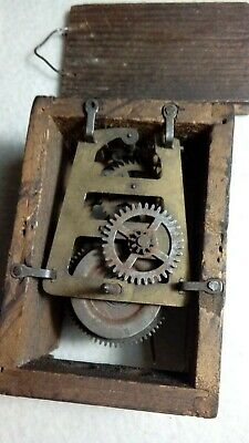 Small cuckoo clock parts