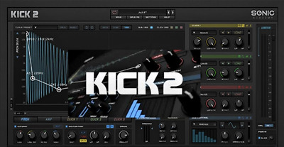 Sonic Academy KICK 2 | For Windows and MAC | Lifetime Licence | INSTANT DELIVERY