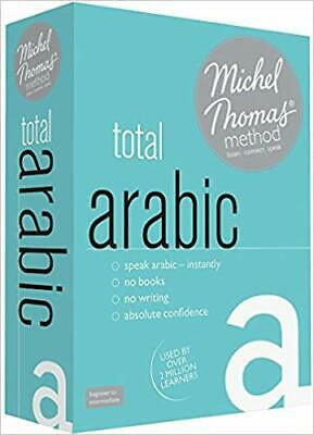 Total Arabic Course: Learn Arabic with the Michel Thomas Method - (Audiobook)