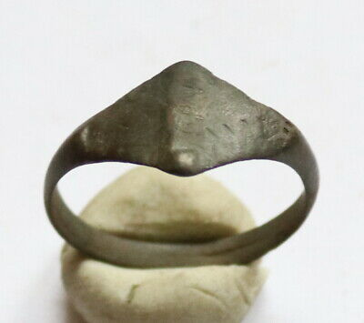 Authentic Medieval Viking Era Bronze Ring VERY RARE
