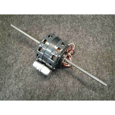 Fasco D258 Double Shaft Blower Motor 1/5-1/10HP, 1550RPM, 208/230V