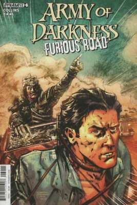 Army of Darkness: Furious Road #6 in NM + condition. Dynamite comics [*ub]