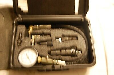 S & G Tools 34900 Diesel Engine Compression Tester Kit