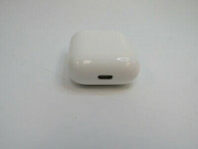 Apple AirPods Wireless Earbuds with Charging Case - White
