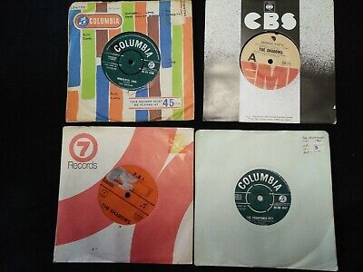 4 Classic Singles From ----------------The Shadows