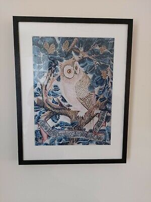 Arts and Crafts Print 52cm by 41cm