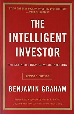 The Intelligent Investor Paperback - 2013 by Graham, Benjamin Book The Cheap