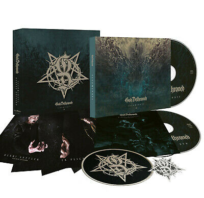 GOD DETHRONED - Illuminati Ltd. BOX, NEU