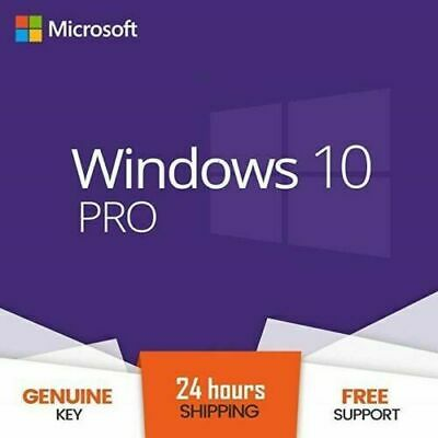Windows 10 Pro Key 32/ 64 Bits🔥 Product Global Multilanguage Fast Delivery🔥