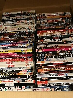 1000 X dvd wholesale joblot bundle carboot market trader  mixed random boxes