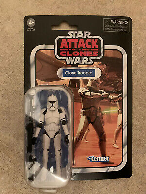 Star Wars Vintage Collection Clone Trooper The Attack Of The Clones VC45