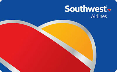 Southwest Airlines Luv Voucher $150 Expiration Date 10/24/2020
