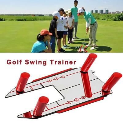 Golf Swing Trainer Teaching Equipment Auxiliary Swing Exercise Posture Correctiv