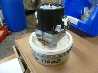 Two Stage bypass Vac Motor (17A003)
