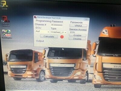 Daf Davie Developer Tools V1.01