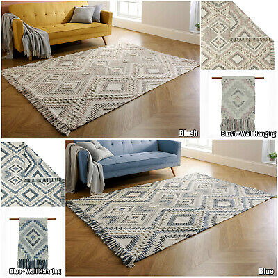 New Large Soft Wool Flat Sale Low Price Modern Living Room Wall Hanging Rugs Mat