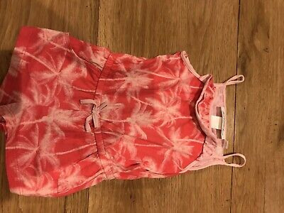Girls H&M Summer Outfit Size 1.5 - 2 Years