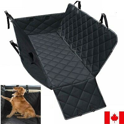 New Waterproof Dog Car Seat Cover Hammock for Cat Pet Car Back Rear Bench Pad