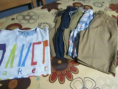 Boy`s, Shorts Bundle,Next,M&S +Ted Baker T-Shirt Age 10-11 Years