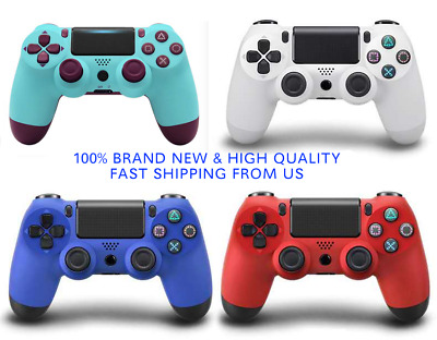 New Bluetooth Wireless Controller for Sony Dualshock 4 PlayStation 4 PS4 Pro