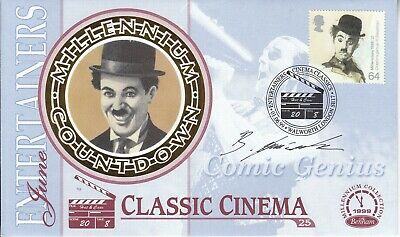 Bodo Friesecke Signed Benham Classic Cinema Cover