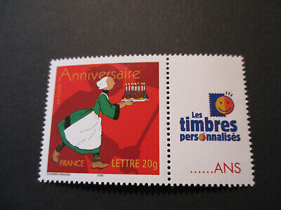 ***Timbre De France***  Personnalise ' Becassine '  N° 3778A  Neuf**