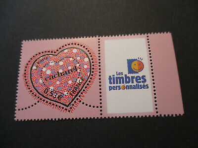 ***Timbre De France***  Personnalise ' Cacharel '  N° 3747A  Neuf**