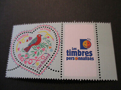 ***Timbre De France***  Personnalise ' Cacharel '  N° 3748A  Neuf**