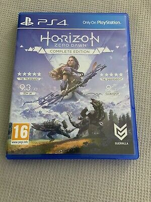 Horizon Zero Dawn Complete Edition Ps4 PlayStation 4
