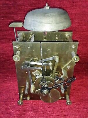 High quality 8 Day Longcase Clock Movement with hands and dial posts