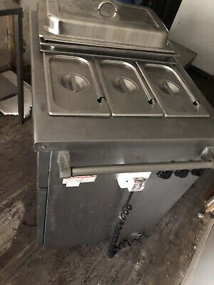 Parry Hot Cupboard And Bain Marie
