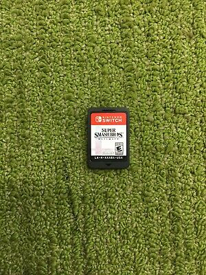 Super Smash Bros. Ultimate Nintendo Switch Cartridge Only