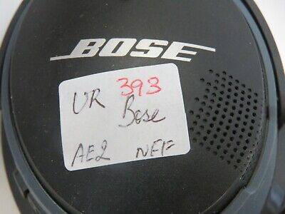 Bose SoundLink Around-Ear Wireless Headphones II - Black - 741158-0010 (UR393)