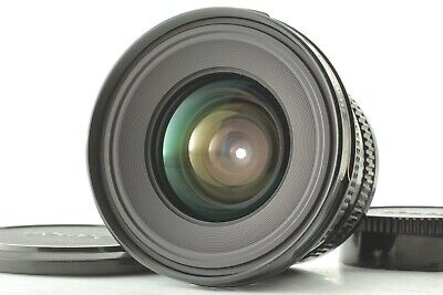 [Mint] Canon New FD NFD 20mm f2.8 Ultra Wide Angle MF Lens FD Mount from JAPAN