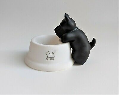 Scottie Dog Bowl Paper Clip Desk Organizer by TAPAS Skye or Scottish Terrier