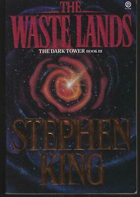 Waste Lands by Stephen King Illustrated by Ned Dameron 1992 Dark Tower Book III