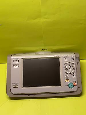 Canon Display Control Panel Upright Assembly For Ir Adv C7055 C7065 C9075 C9065