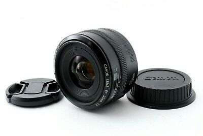 【Excellent】Canon EF 35mm f/2 Wide Angle Prime Standard Lens from Japan 549518
