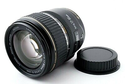 Canon ZOOM EF-S 17-85mm f/4-5.6 IS USM Lens w/Cap from Japan 549519
