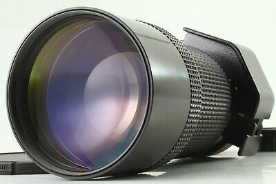 【Excellent+++++】 Canon New Fd 300Mm F/4 Nfd Mf Lens From Japan #0095