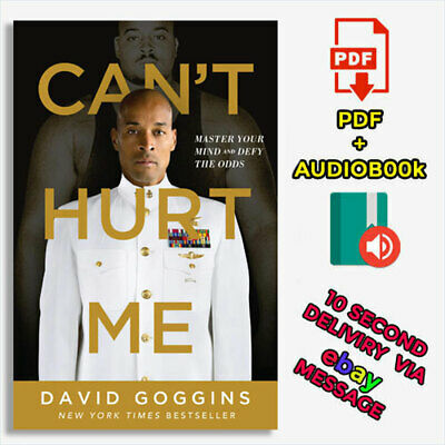 Can't Hurt Me by David Goggins 【E-B0K✚AUDI0B00K❚E-MAILED】