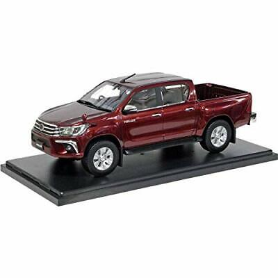 Hi Story 1/24 TOYOTA HILUX Z (2017) Red Metallic HS2411RE w/ Tracking NEW