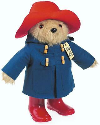 Paddington Bear Large Cuddly Traditional - Slight Mark on Hat