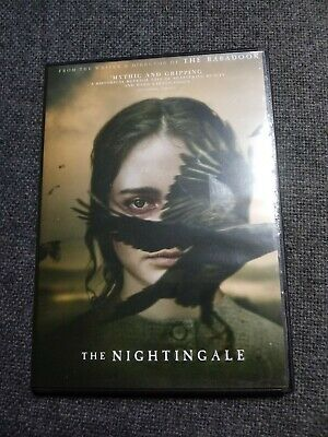 The Nightingale Dvd, 2019 - Like New - Free Shipping - Read Description