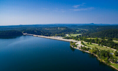 Fishermans Paradise 1 of 2! Ozark Arkansas Land in Briarcliff, AR - NO RESERVE!!