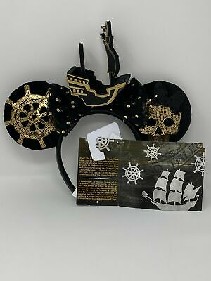 Minnie Mouse: The Main Attraction Ear Headband – Pirates of the Caribbean – Limi
