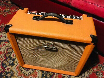 Orange Crush 30R Solid State Guitar Amp 30 Watts with reverb
