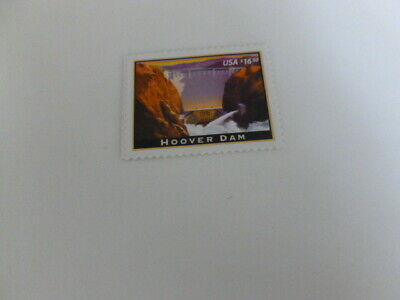United States Scott # 4269 the Hoover Dam Express Mail stamp MNH