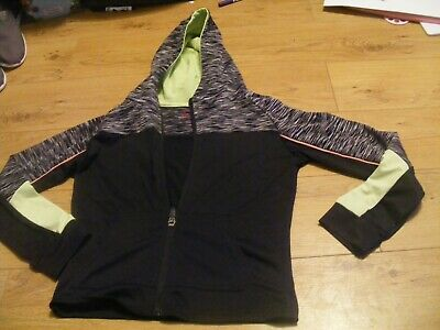Girls Tracksuit Jacket, 7-8 Years